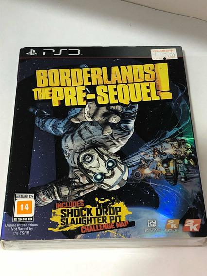 Borderlands: The Pre-sequel! Playstation 3