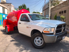 Hermosa Pipa De Gas L.p. 5200 Lts Nueva Dodge Ram 4000 !!!