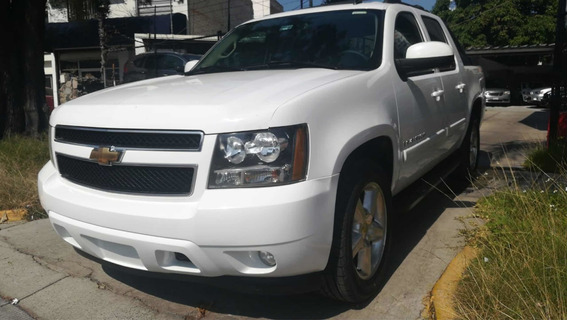 Chevrolet Avalanche 5.3 Lt Aa Ee Cd Piel 4x4 At 2007