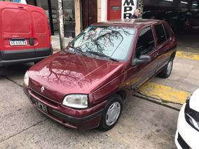 Renault Clio 1.6 Rn 1996 Bordo 5p Financio Permuto Ernesto