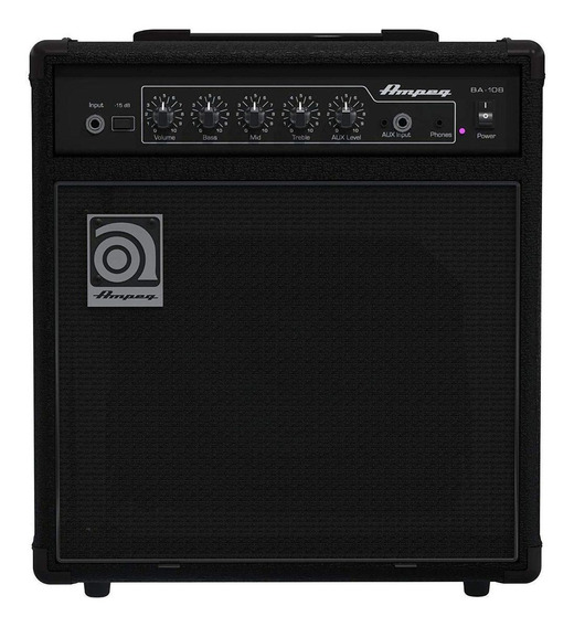 Amplificador Ampeg Ba-108 1x8
