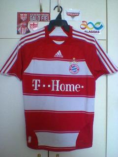 Camisa Bayern De Munique adidas 2008.