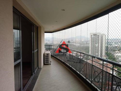 Apartamento Com 2 Dormitórios À Venda, 170 M² Por R$ 1.750.000,00 - Vila Leopoldina - São Paulo/sp - Ap41210