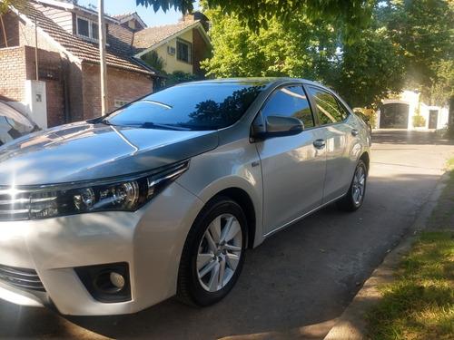 Toyota Corolla 1.8 Xei Cvt 140cv 2016