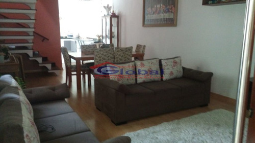 Venda Apartamento - V. Cláudio - Santo André - Gl39159