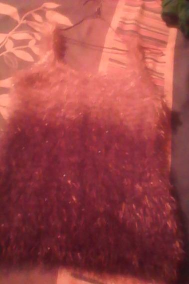 Hermosa Blusa De Vestir