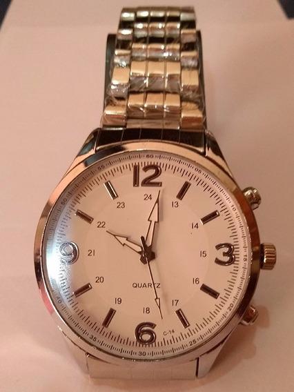 Relógio Masculino De Metal Grande M1