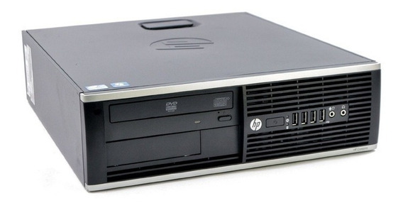 Cpu Hp Elite 8100 Core I5 4gb Ddr3 Hd 250gb Dvd Wi-fi