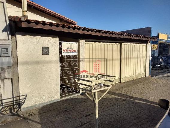 Casa Residencial À Venda - Alto Ipiranga - Mogi Das Cruzes - Ca0042
