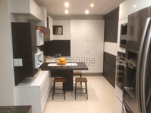 Imagem 1 de 28 de Apartamento À Venda, 192 M² Por R$ 2.650.000,00 - Vila Gilda - Santo André/sp - Ap1103