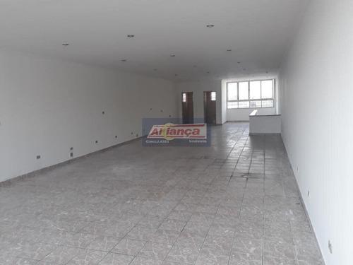 Sala Para Alugar, 130 M² - Vila Nilo - São Paulo/sp - Ai19030
