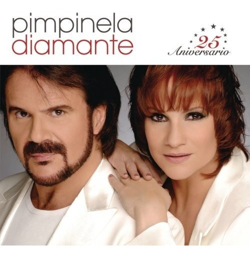 Pimpinela - Diamante - 25 Aniversario - Cd - Impecable!!!