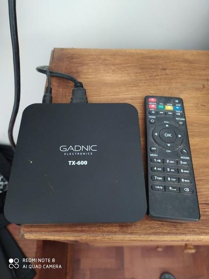 Convertidor Smart Tv Gadnic Tx 600