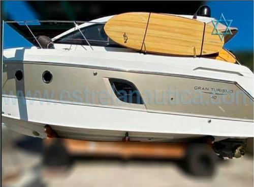 Lancha Beneteau 40 Gt Barco Iate Ferreti Azimut Intermarine