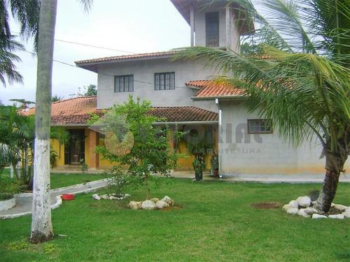 Casa Com 3 Dormitórios À Venda, 330 M² Por R$ 500.000,00 - C Mar - São Sebastião/sp - Ca0519