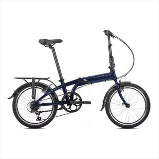 Bicicleta Tern Link A7 Plegable Rodado 20 7 Vel Shim T1