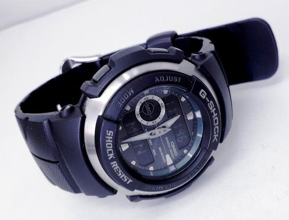 Relógio Casio G-shock G-300-3ajf G-spike Alarme World-time