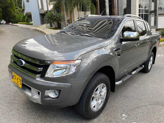 Ford Ranger Limited 3.2 M/t 4x4