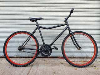 Bicicleta Playera Rod.26 Freno Contrapedal Estilo Fixie