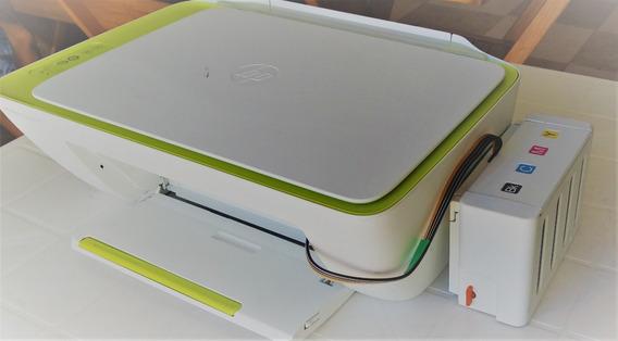 Impressora Hp Multifuncional Com Tanque Bulk Ink Instalado