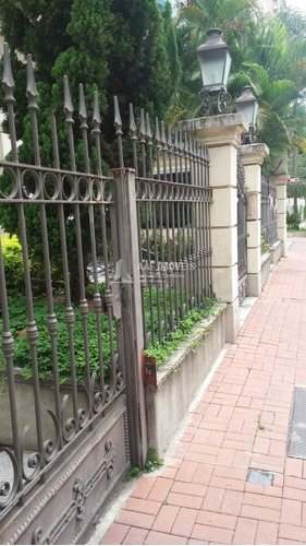 Apartamento Para Aluguel No Bairro Vila Clementino - São Paulo, Sp - Aa14843