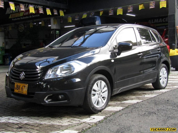 Suzuki S-cross All Gripe 1600 Cc