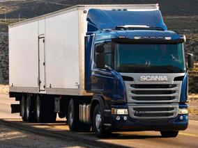 Scania G 410 La 6x4 2018 Ant Y Cuotas Fijas En $
