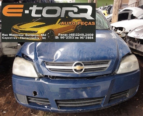 Sucata Astra Sedan Advantage 2.0 8v 2008 Flex