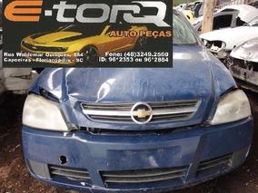 Sucata Astra Sedan Advantage 2.0 8v 2008 Flex