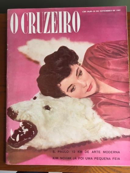 O Cruzeiro (nov/1957) Nº 5 - Frete Grátis