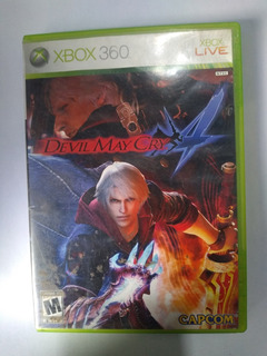 Devil May Cry 4 Para Xbox 360 Videojuegos Leo
