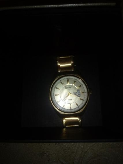 Relógio Original Da Marca Orient , Super Novo