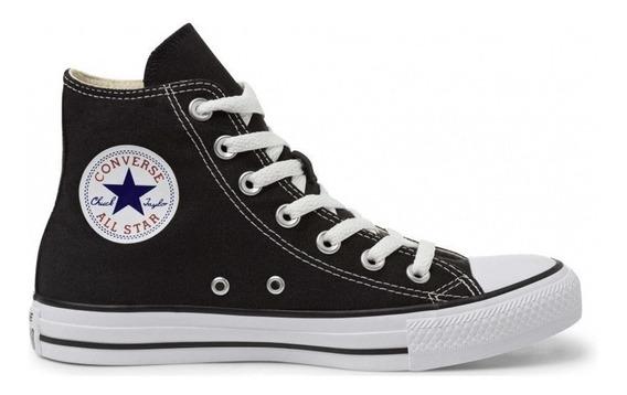 Zapatilla Converse All Star Hi Negra