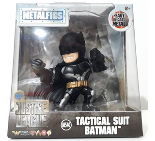 Tactical Suit Batman Metalfigs Die Cast Dc (rosario)