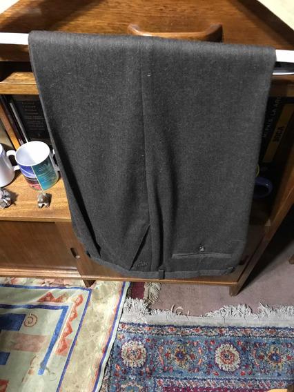 Pantalón Christian Dior Marrón Talle 44
