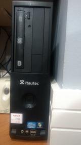 Microcomputador Itautec I5 Win7