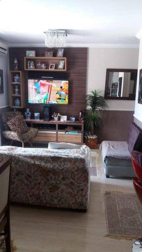 Apartamento Para Venda Com 89 Metros Quadrados Na Vila Progresso Em Campinas - Sp. - Ap2097