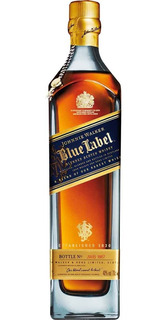 Whisky Johnnie Walker Blue Label Tiffanny De 750ml.
