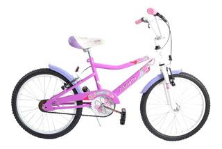 Bicicleta Musetta Rodado 20 Fantasy Nueva Nena Envio Gratis!