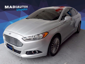Ford Fusion Titanium At 2000cc 2013