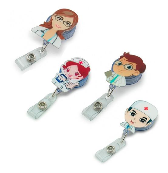 Yoyo Portacarnet Enfermera Enfermero