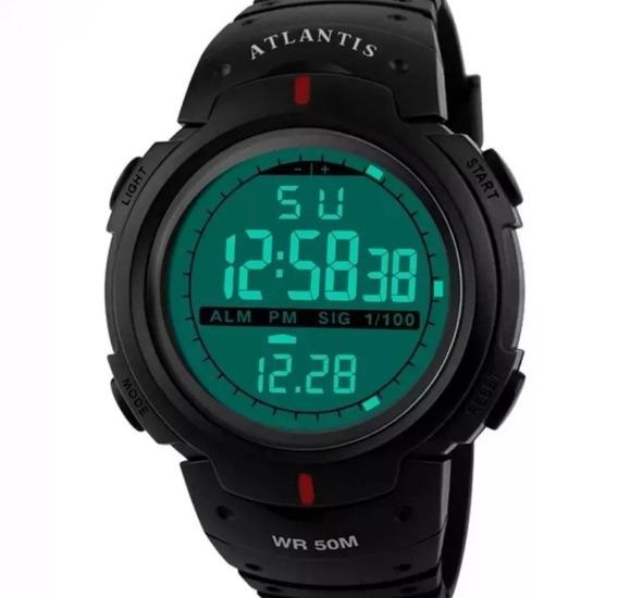 Relógio Digital Prova D´água Esportivo Frete Gratis