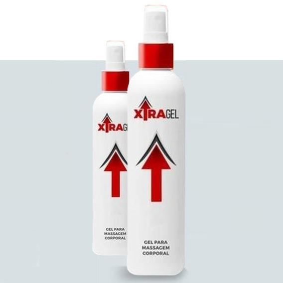 2- Xtragel 100% Original 100ml Promoção Pronta Entrega