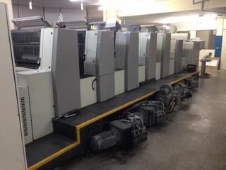 Impressora Off-set Roland 300 305+lv 59x74cm