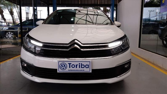 Citroën C4 Lounge 1.6 Thp Feel Bva