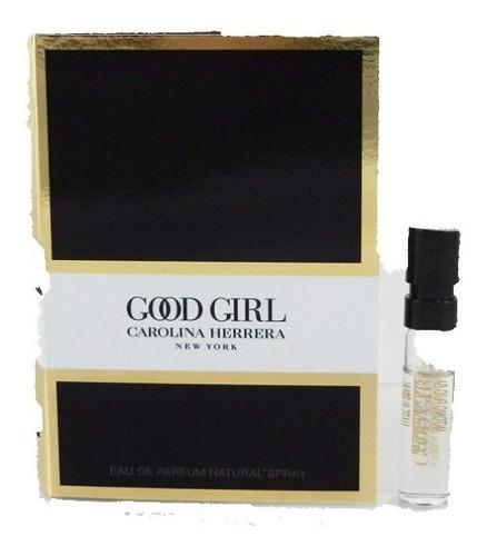 Imagen 1 de 1 de Perfumero Mujer Carolina Herrera Good Girl 1,5ml Original