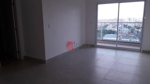 Apartamento Com 3 Dormitórios À Venda, 92 M² Por R$ 520.000,00 - Pinheiros - São José Do Rio Preto/sp - Ap2160