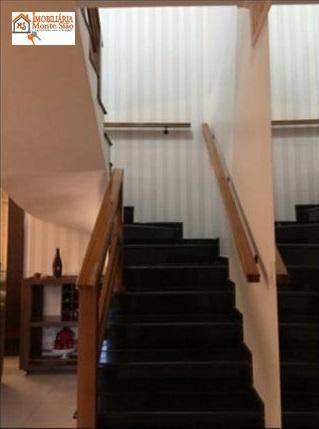 Sobrado Com 3 Dormitórios À Venda, 185 M² Por R$ 690.000,00 - Jardim Vila Galvão - Guarulhos/sp - So0491