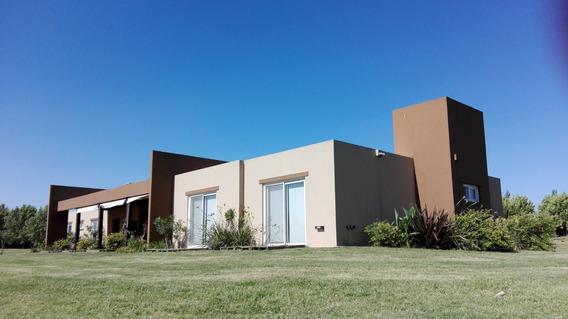 Club De Campo La Ranita Venta Casa Moderna + 5 Amb Lote 11.350 Mts