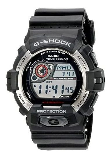 Reloj Casio G-shock Solar Para Hombres 52 Mm Gr-8900-1cr